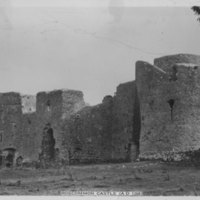 Roscommon Castle, (AD 1268)